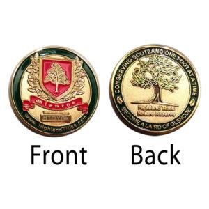 Moneda Rastreable Geocoching
