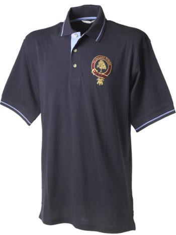Camiseta Polo Highland Titles