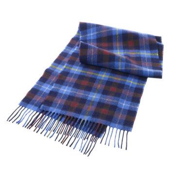 Bufanda de pura lana Highland Titles