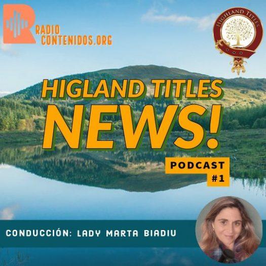 Highland Titles News